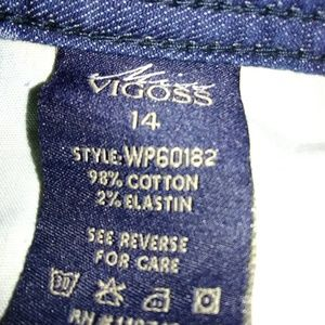 Miss Vigoss Jeans - Miss Vigoss Jeans.